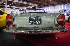 Luksusowy samochodowy Lancia Flaminia 2800 3C Kabriolety, 1964 Zdjęcie Stock
