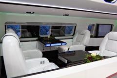 Luksusowy samolot Obrazy Stock