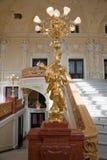 luksusowy schody Fotografia Royalty Free