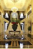 Luksusowy siedzący pokój spotkania prywatnego miejsce Zdjęcia Stock