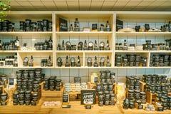 Luksusowy sklep fotografia stock