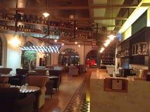 Luksusowy sklep z kawą Zdjęcie Stock