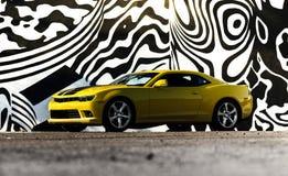 Luksusowy sportowy samochód Obraz Stock