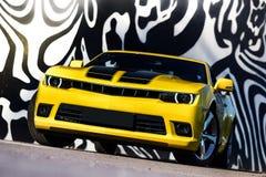 Luksusowy sportowy samochód Fotografia Royalty Free