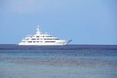 Luksusowy statek wycieczkowy Obraz Royalty Free