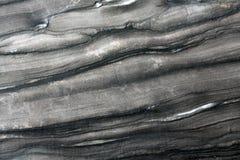 Luksusowy szarość marmur naturalne abstrakcyjne tło Zdjęcia Stock
