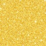 Luksusowy tło złociste błyskotliwość Złocistego pyłu błyskotanie Złocista tekstura dla twój projekta Mali złoci confetti Złota łu ilustracji