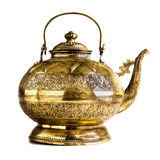 Luksusowy teapot Obraz Stock
