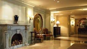 luksusowy wewnętrzny projekt Zdjęcia Royalty Free