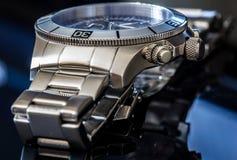 Luksusowy zegarek obraz royalty free