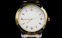 luksusowy zegarek Zdjęcia Stock