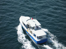 luksusu łódkowaty silnik Obraz Stock