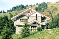 Luksusu dom Zdjęcia Stock