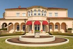 Luksusu dom Zdjęcie Royalty Free