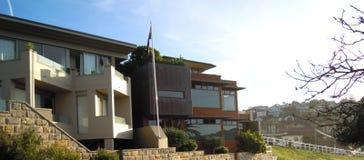 Luksusu nowożytny dom Zdjęcie Royalty Free