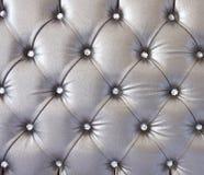 Luksusu srebra tekstura Zdjęcia Royalty Free