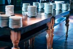 Luksusu stołowy położenie Zdjęcie Stock