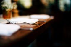 Luksusu stołowy położenie Obrazy Stock