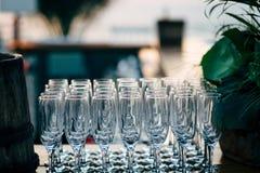 Luksusu stołowy położenie Obraz Royalty Free