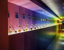 Lukta kammaren Amsterdam Arkivfoto