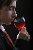 lukta wine arkivbilder