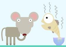 Luktar skumt stock illustrationer