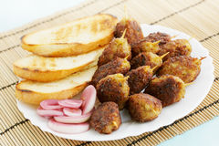 Lula kebab Royalty Free Stock Photos