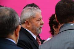 Lula,luiz inacio da silva Stock Photography