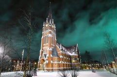 Lulea Domkyrka Στοκ Φωτογραφίες