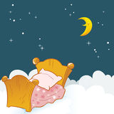 Lullaby Stock Photo