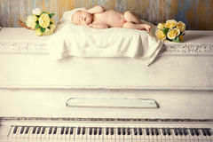 Lulling sounds Royalty Free Stock Photography