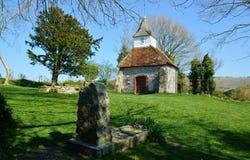 Lullingtonkerk, Kerk van de Goede Herder, Sussex het UK stock afbeeldingen