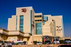 Lulu Hypermarket en Plein in Al Murabba, Riyadh stock fotografie