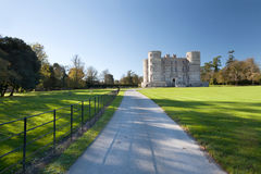 Lulworth castle Dorset Royalty Free Stock Photo