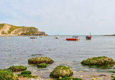 Lulworth Cove. Royalty Free Stock Images
