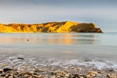 Lulworth Cove Dorset England Stock Photos