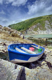 Lulworth Cove, Dorset Royalty Free Stock Photos
