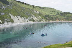 Lulworth Cove Stock Photography