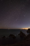 Lulworth Range Coastal View Royalty Free Stock Photo