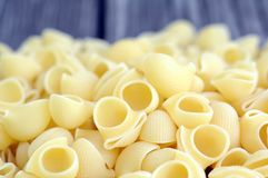 Lumaconi pasta Stock Photos