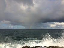Lumahai Beach on Kauai Island, Hawaii. Stock Photos