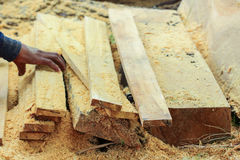 lumber Imagens de Stock Royalty Free