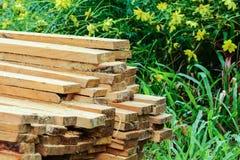 lumber photo stock