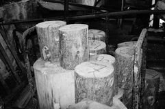 Lumber royalty free stock photography