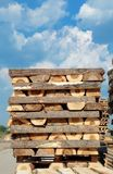 Lumber industry Royalty Free Stock Photos