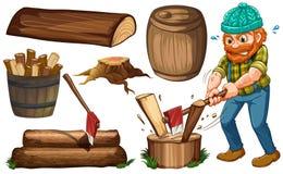 Lumber Jack Stock Photography