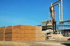 Lumber Mill Stock Image