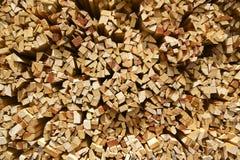 Lumber mosaic Royalty Free Stock Photos