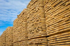 Lumber Royalty Free Stock Image