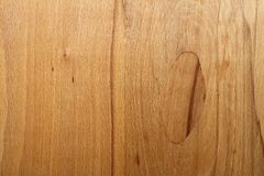 Lumber texture with knot Royalty Free Stock Images